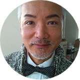 穴吹ビューティ専門学校メイク講師 井場源三イメージ